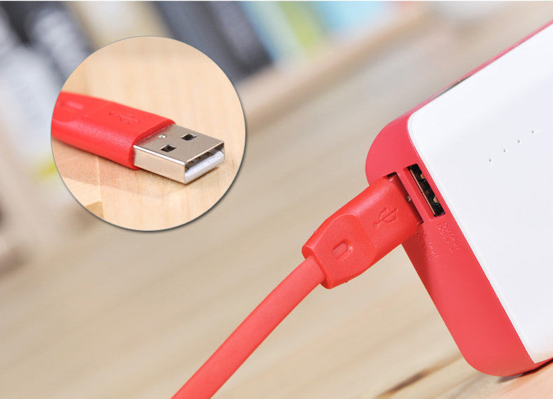1m 2m Long USB Cable for iPhone 5 5c 5s 6 6s 7 Plus SE iPad Mini Air Pro Charging Data Transmit Flat Wire Original Remax