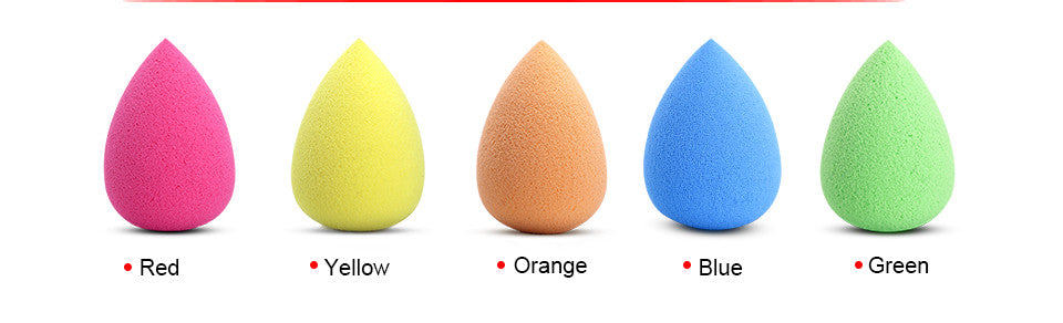 1pc Makeup Foundation Sponge Makeup Cosmetic puff Flawless Powder Smooth Beauty Cosmetic make up sponge beauty tools