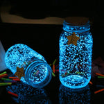 Noctilucent Sand Fish Tank Aquarium Fluorescent Particles Party