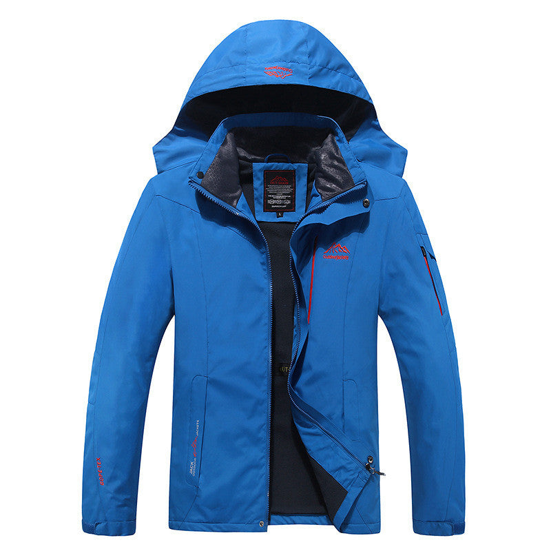 Newest design Man's Pizex Outdoor Waterproof Windproof