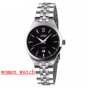 New Fashion Real Calendar Quartz Movement