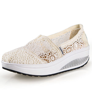 2016 Breathable Fitness Shoes Lace Multicolor Shoes Woman