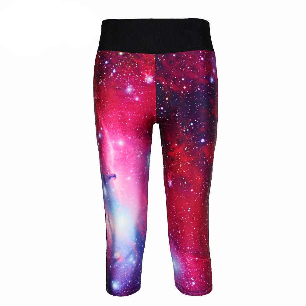Summer style women's 7 points Leggings Fashion ladies