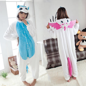 New Arrival Winter Kawaii Anime Hoodie Pyjamas Cosplay