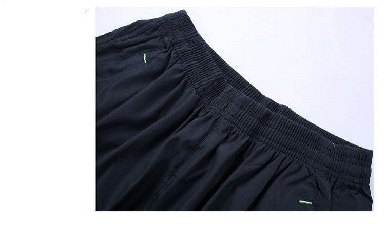 2016 New Quick Dry Men's Sports Pants Full Length Men