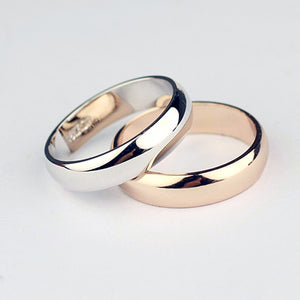 18KRGP Gold Plated Health Wedding Jewelry Ring Nickel - Gifts Leads