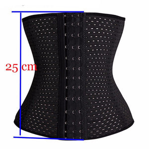 Body Waist Trainer Shapers Underbust Belt