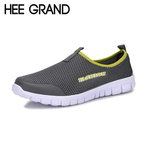 2016 Summer Style Men Shoes Male Lazy Network Shoes