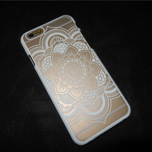 Brand New Beautiful Floral Henna Paisley Mandala Palace Flower