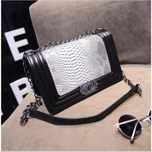 Fashion Ladies luxury PU Leather Handbags shoulder bags