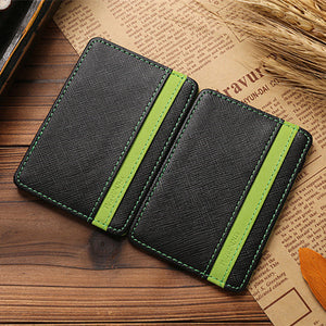 High quality Pu Leather Magic Wallet Fashion designe wallets