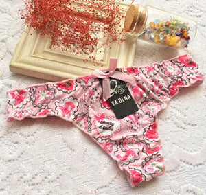 2016 New Sexy Underwear Women's Panties Cute