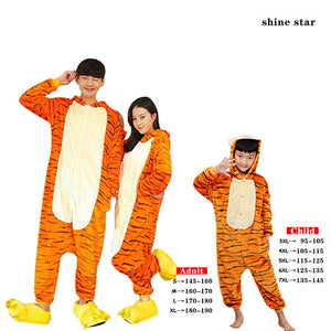 Flannel Pajamas Onesies Pyjama Animal Suits Cosplay