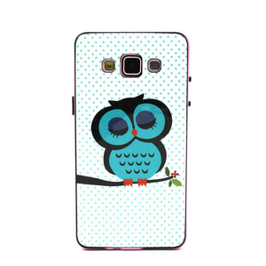 2 IN 1 Cute Cartoon OWL Dream Elepants Flower Soft Silicon - Gifts Leads