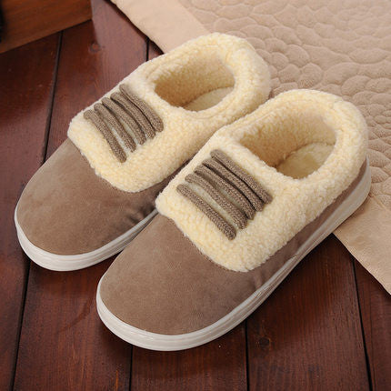 New Arrival Winter Home Thermal Thickening Cotton-Padded