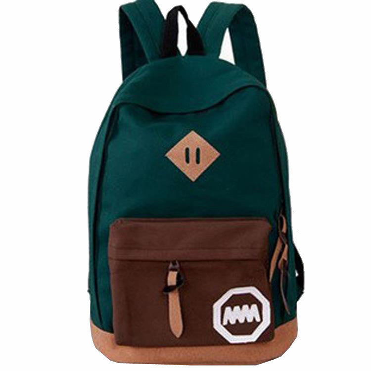 New 2016 Woman Backpack Hot Sale New Women School Bag Printing