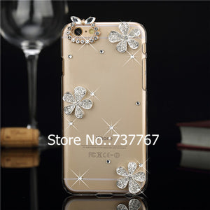 Luxury Bling Diamond Rhinestone  cover Case For iPhone 6