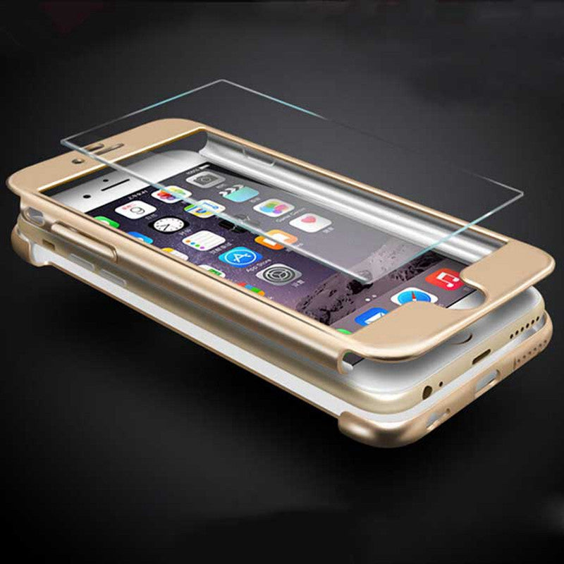 I6 4.7 5.5 Luxury Gold Hard PC Case For Iphone 6/Iphone 6 Plus