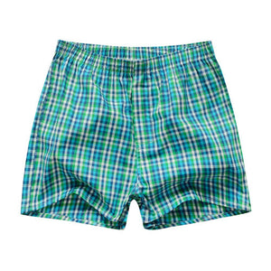1pcs High quality brand boxers 100% Cotton men's Boxer&Shots - Gifts Leads