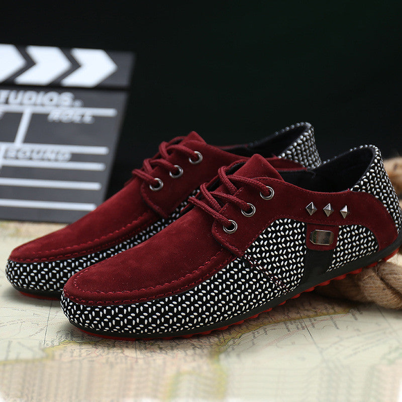 New 2016 Hot Sale Spring Autumn Fashion Men Shoes Mens