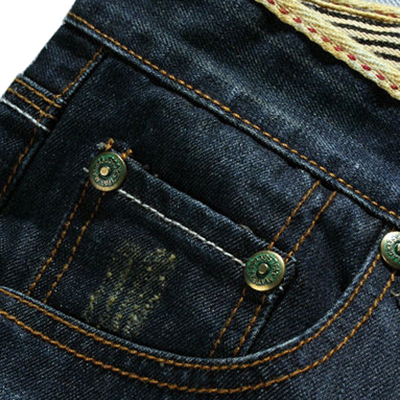 2016 Summer Men Short Jeans men's fashion Shorts men