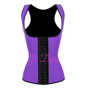 Latex Waist Trainer Cincher Sport Workout Waist Training