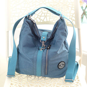 New 2016 Fashion Women Bag Messenger Double Shoulder Bags Designer Handbags High Quality Nylon Female Handbag bolsas sac a main