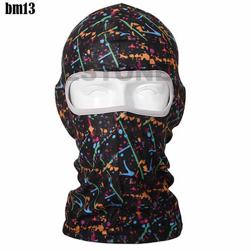 20 Styles Outdoor Bicycle Balaclava Prevent Cycling - Gifts Leads
