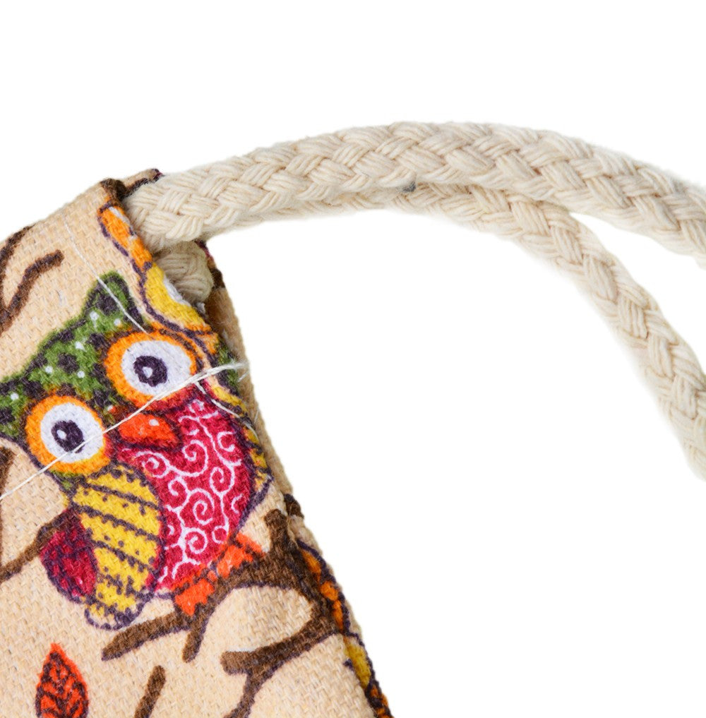 2016 3D Fashion Printed Animal Owl Pattern Cute Unisex