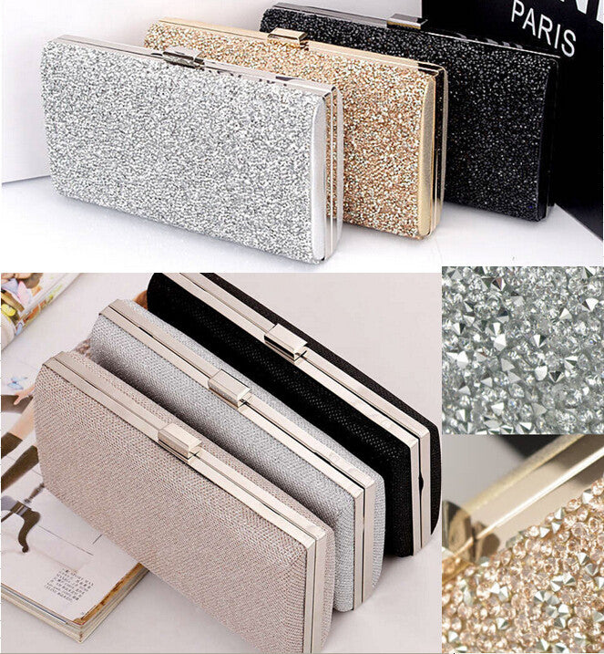 Woman Evening bag Women Diamond Rhinestone Clutches