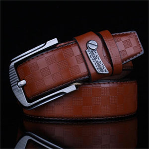 2016 New Mens Fashion Belts  Leisure Business Casual Wild High