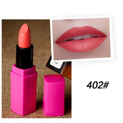 High Quality Matte Lipstick Brand BY Moisturizer Long Lasting Waterproof Nude MC Lip Stick Lip Balm Makup Brand