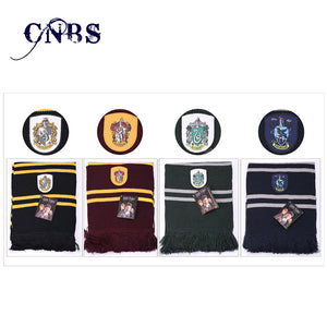 Harry Potter Kid Scarves Accessories Magic School Scarf