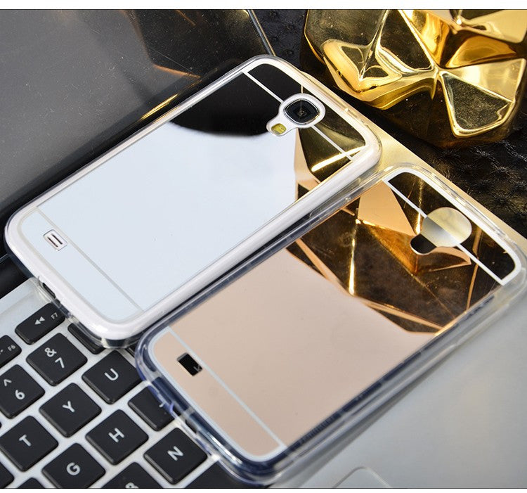 New Luxury Aluminum Acrylic Soft TPU Protective Phone