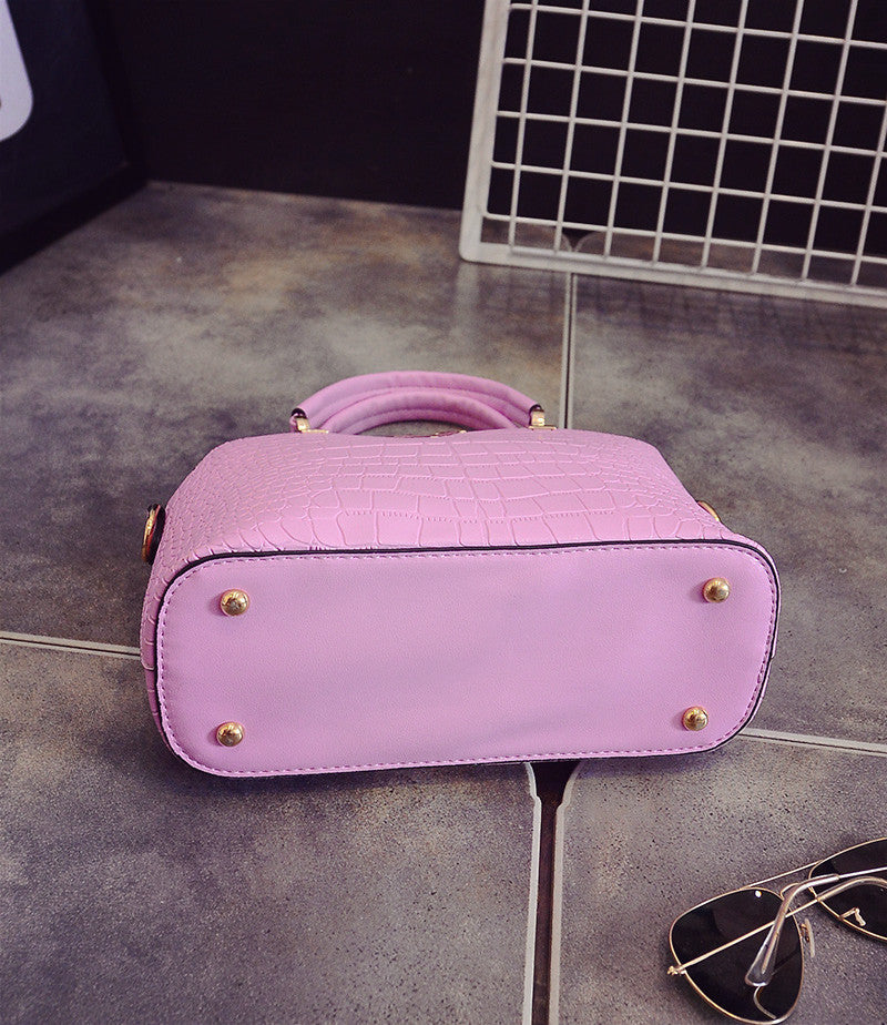 Women Mini PU Leather Shoulder Bag Fashion Ladies Sac A Main Spring Handbags High Quality Factory Direct Valentine Tote Bag