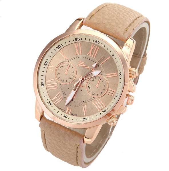 NEW Geneva Platinum Watch Women