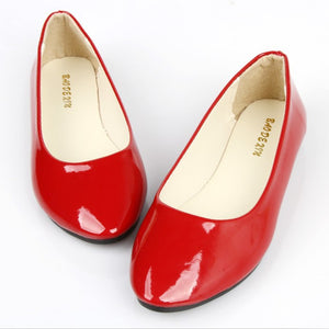 2016 Brand New Candy Colors Girl Flat Shoes - Gifts Leads