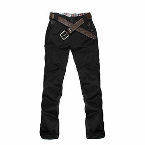 New Brand 2016 Spring Autumn Mens Stylish Jeans Straight
