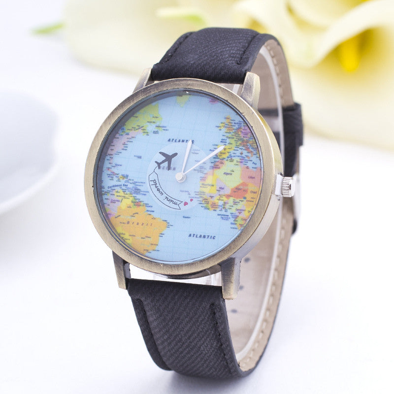 2016 New Style Watch Women Classic Fabric