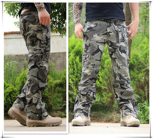 101Airborne Division Jeans Casual Training Plus Size Cotton - Gifts Leads