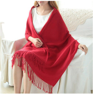 2016 Autumn and Winter Wool Fashion Leisure Scarf