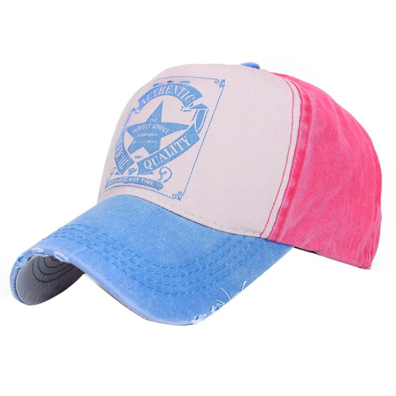 Summer Style Classic Men Women Letter Print Outdoor Sports