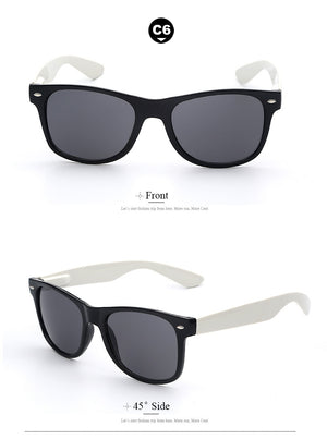 Vintage Men/Women Glasses Trendy Cool Sunglasses