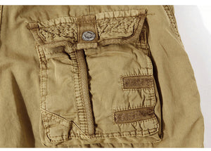 Top Selling 2016 Summer Calf-Length Cargo mens shorts