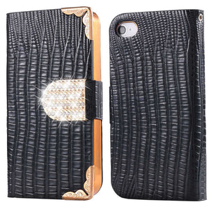 For iphone 4S Capa Fashion Bling Diamond Luxury Rhinestone