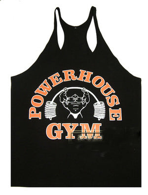 2016 Gym Vest Bodybuilding Clothing And Fitness Men