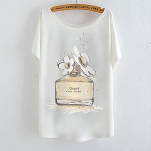 [Sunny] 2016 New Women's tops summer loose t-shirt