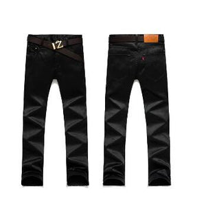 Autumn and Winter Men's Jean pants