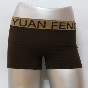 Male panties boxers panties comfortable breathable mens