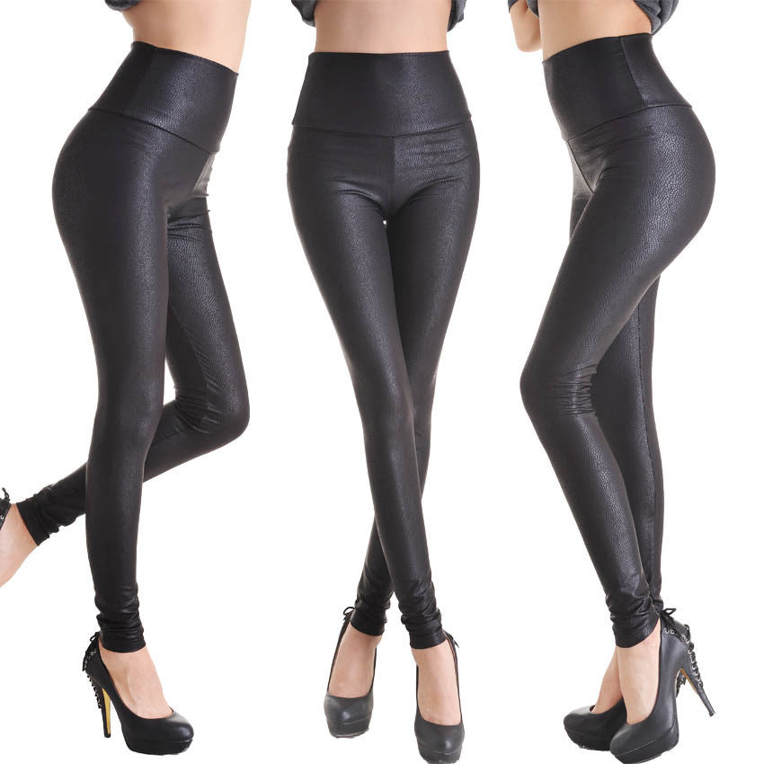 New Arrival 15 style 4 size High-waist Black Stretch Material